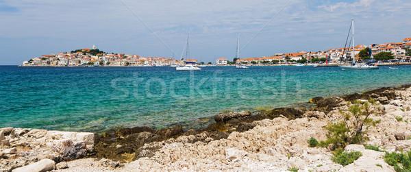 Dalmatian Coast Stock photo © macsim