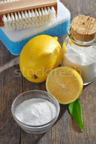 Organic cleaners products Stock photo © mady70