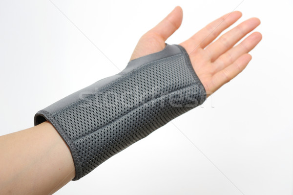 wrist stabilizer Stock photo © mady70