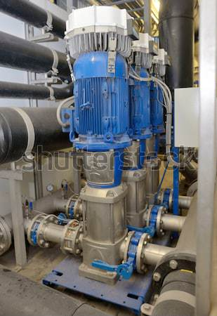 Demineralized water treatment  Stock photo © mady70