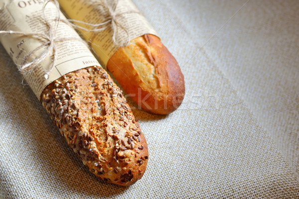 baguette french Stock photo © mady70