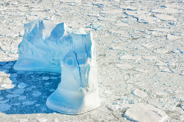 Iceberg in Greenland Stock photo © mady70