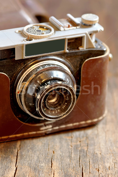 Old film camera Stock photo © mady70