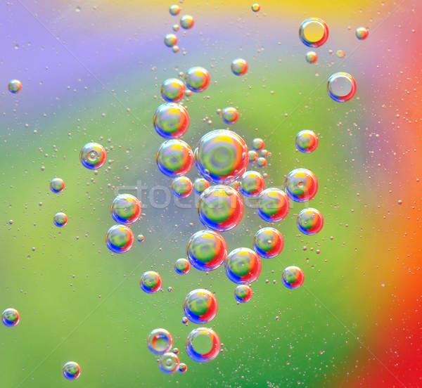Oil drops  Stock photo © mady70