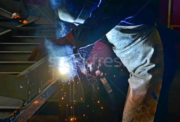 welder Stock photo © mady70