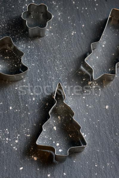 Christmas bake tools  Stock photo © mady70