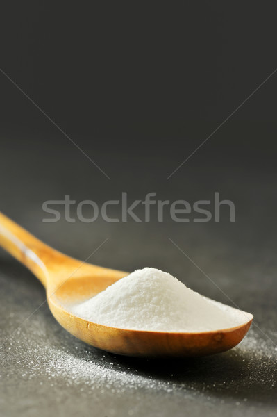 Spoonful of bicarbonate  Stock photo © mady70
