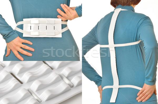 spine massage belt Stock photo © mady70