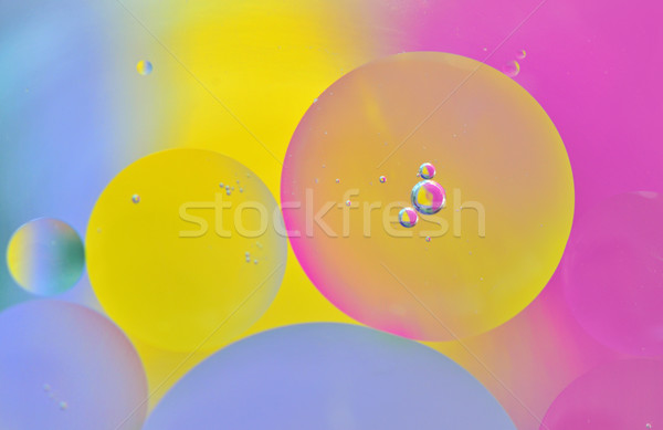 colorful bubbles Stock photo © mady70