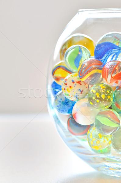 glass balls Stock photo © mady70