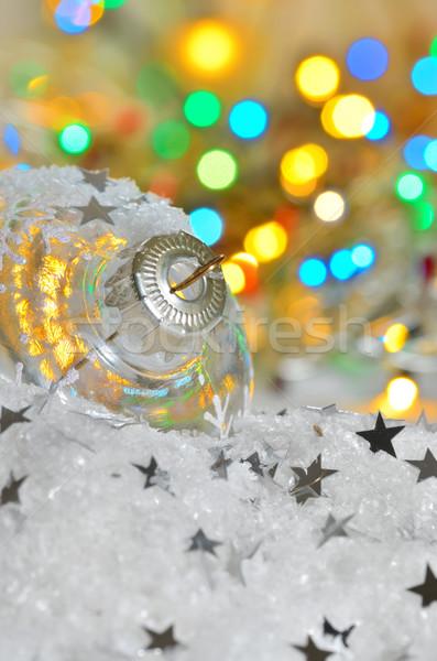 Christmas decorations Stock photo © mady70