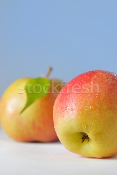 リンゴ 露 値下がり 表 リンゴ フルーツ ストックフォト © mady70