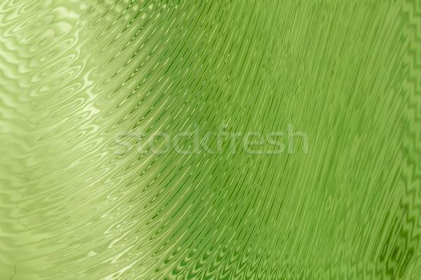 Absztrakt zöld illusztráció fény háttér művészet Stock fotó © magann