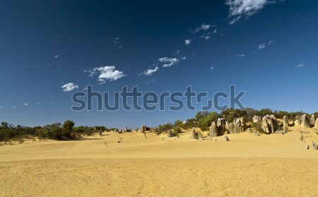 pinnacles Stock photo © magann