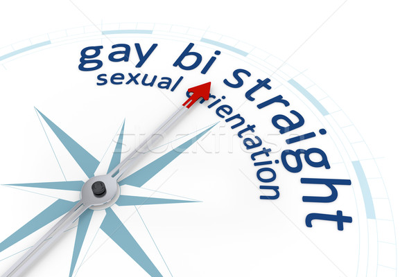 Compass Sexual Orientation Stock photo © magann
