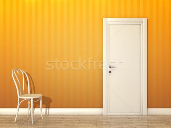 orange room Stock photo © magann