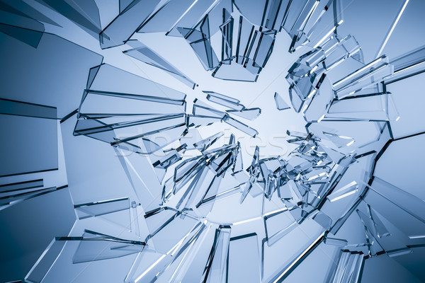 glass background Stock photo © magann