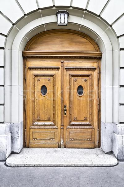 old door Stock photo © magann