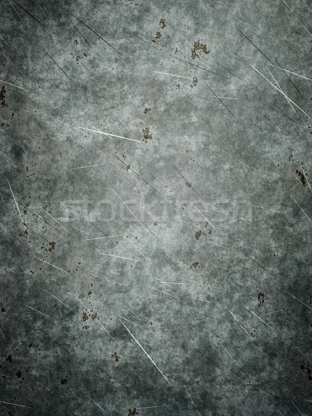 grunge metal plate Stock photo © magann