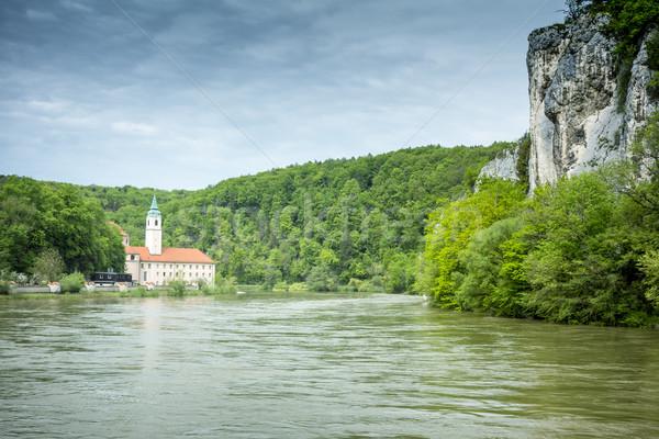 monastery Weltenburg Stock photo © magann