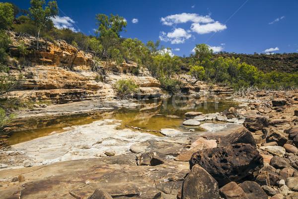 Australia Stock photo © magann