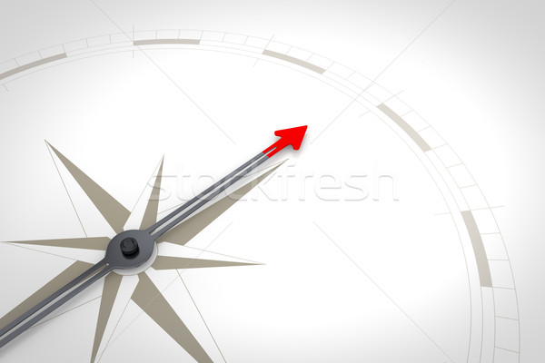 Compass Background Stock photo © magann