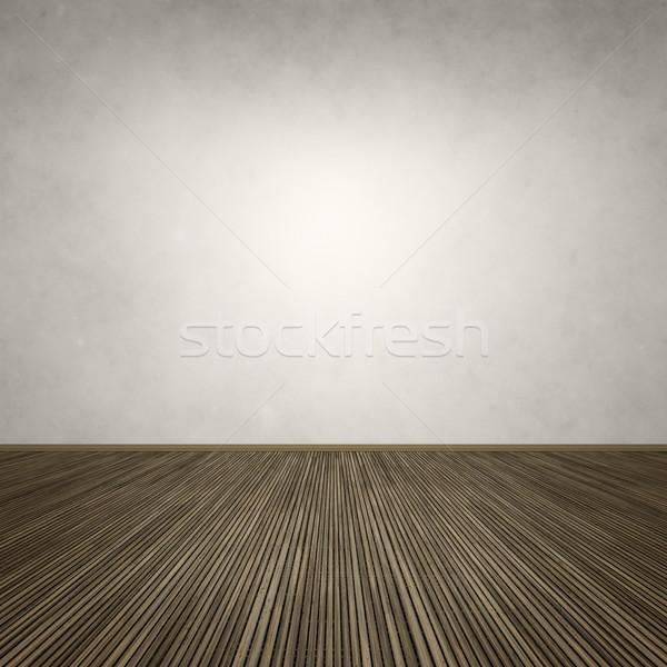 Lege kamer eigen inhoud textuur gebouw muur Stockfoto © magann