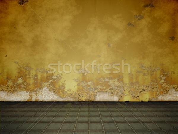 floor orange Stock photo © magann