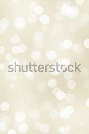 bright bokeh background Stock photo © magann