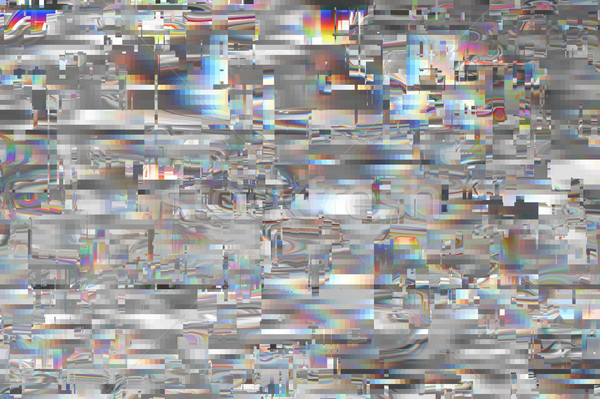 styilsh abstract glitch background Stock photo © magann