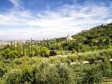 Tuscany Stock photo © magann