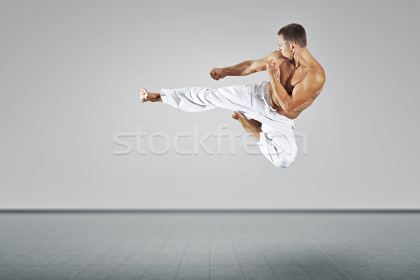 martial arts master Stock photo © magann