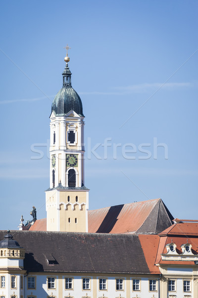 Monastery Ochsenhausen Stock photo © magann