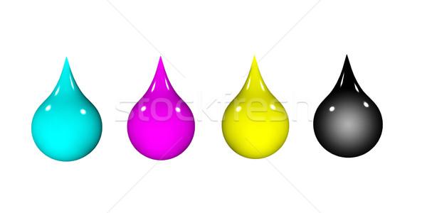 drops Stock photo © magann