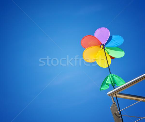 wind game Stock photo © magann