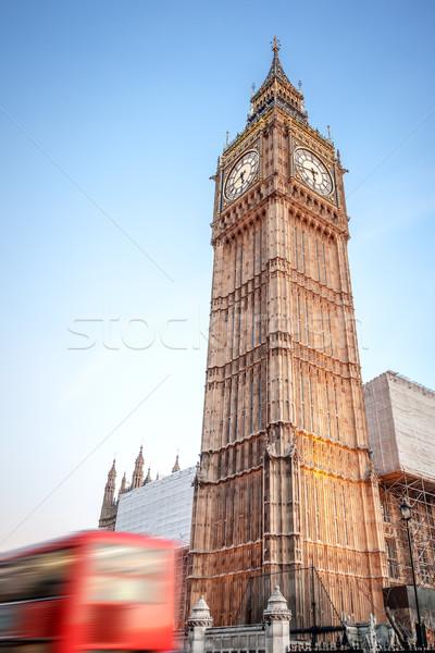 Big Ben Stock photo © magann