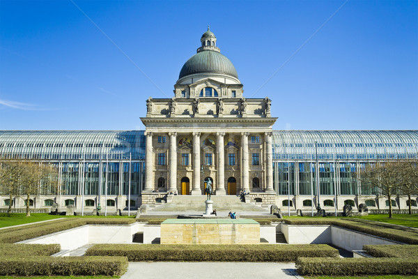 Bayerische Staatskanzlei Stock photo © magann