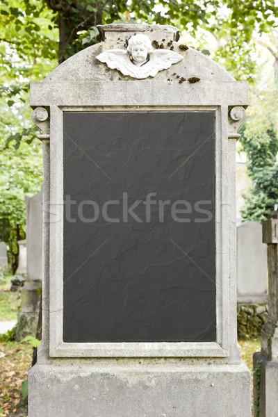 Grave imagem bom textura fundo quadro Foto stock © magann