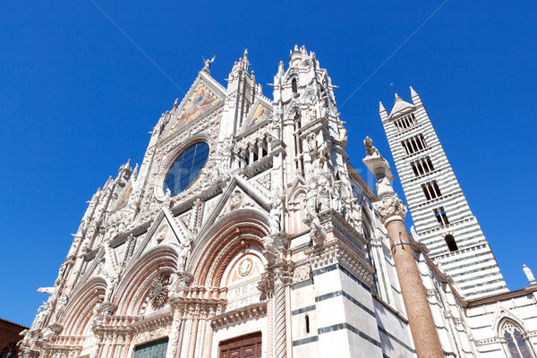 Cathedral in Siena Stock photo © magann