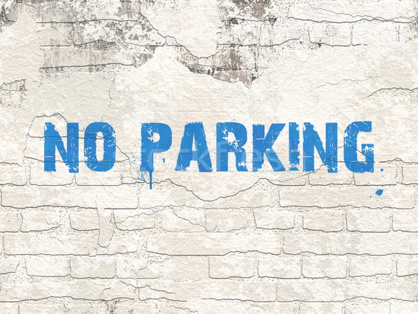 no parking Stock photo © magann