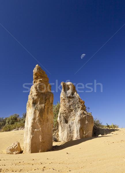 pinnacles Stock photo © magann