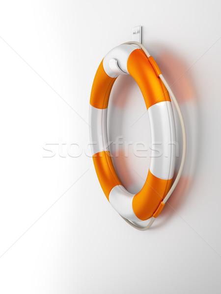 life saver Stock photo © magann
