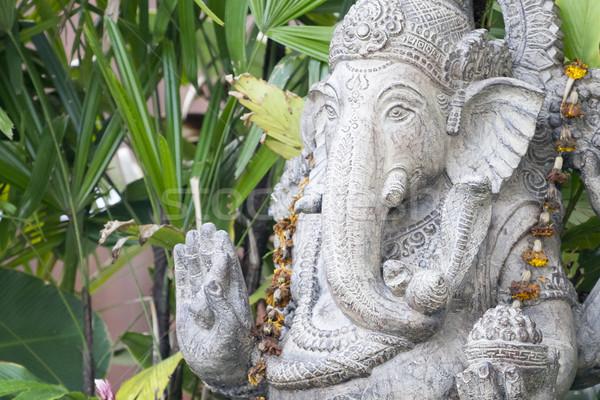 ganesha sculpture Stock photo © magann