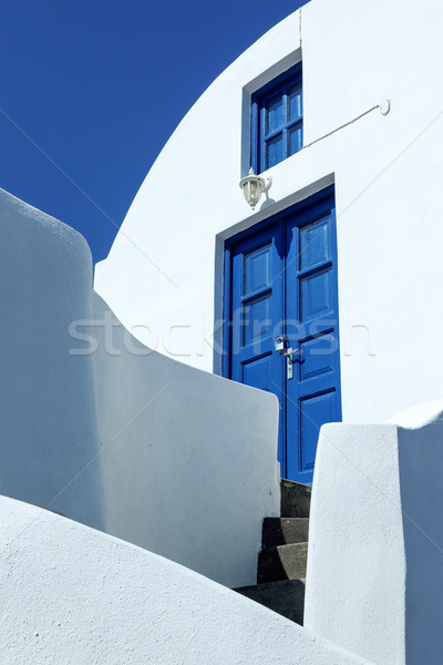 Santorini Greece Stock photo © magann