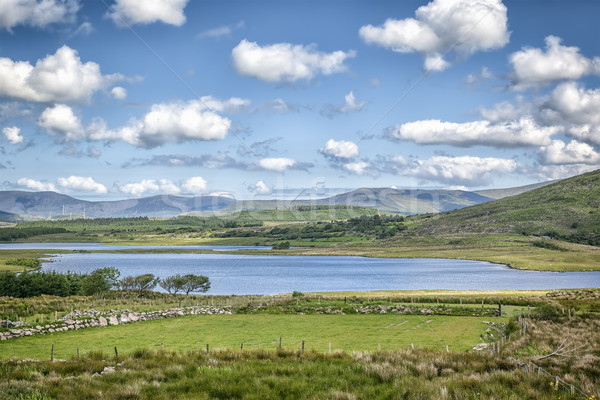 Ring of Kerry Landscape Stock photo © magann