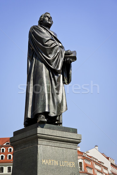 Martin Luther Stock photo © magann