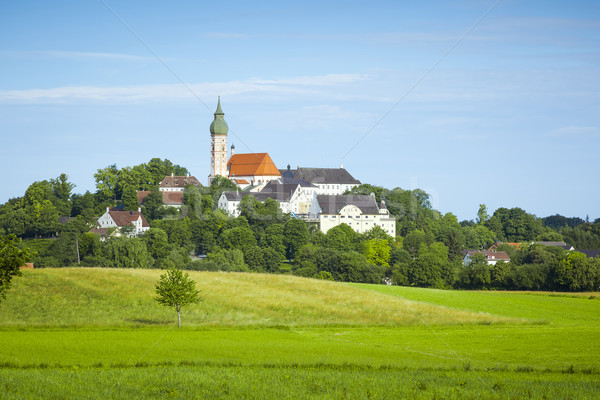 Andechs Stock photo © magann
