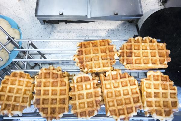 Tipik Hollanda görüntü kahvaltı yeme tatlı Stok fotoğraf © magann
