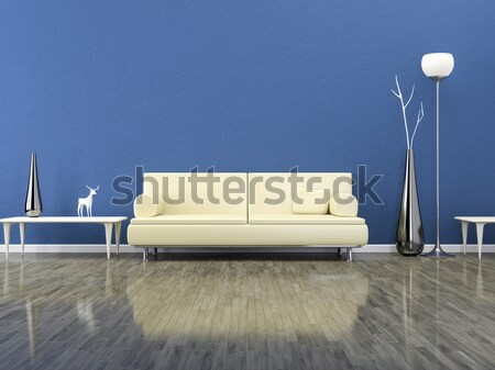 photo wall mural sunset Stock photo © magann