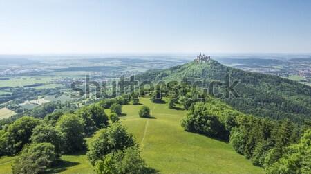 Castle Hohenzollern Stock photo © magann